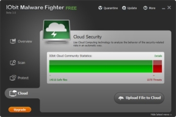 Mise � jour de IObit Malware Fighter