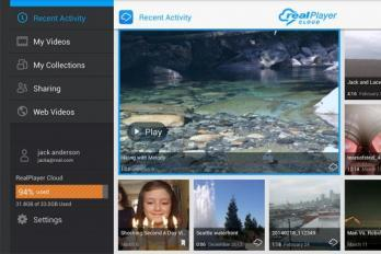 RealPlayer Cloud d�sormais disponible sur Amazon FireTV et Chromecast