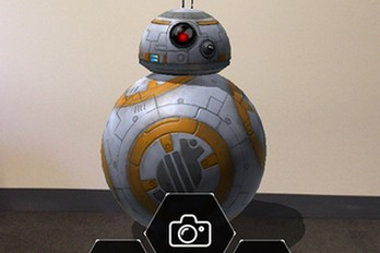 Star Wars pour iPhone