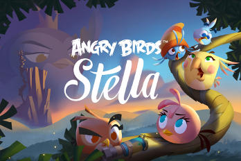 Angry Birds Stella est disponible sur Android