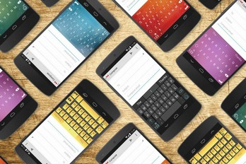 5 claviers alternatifs pour Android et iPhone
