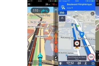 5 GPS payants pour iPhone, Android et Windows Phone