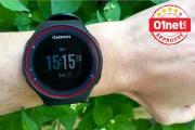 Test : Garmin Forerunner 225, une montre GPS de course pr�cise et performante