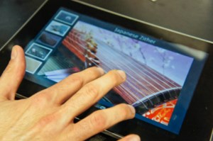 Sensation tactile par ultrason, la technologie bluffante de Fujitsu