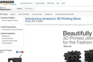 amazon lance boutique impression 3d