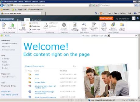 2010 TÉLÉCHARGER SHAREPOINT GRATUIT WORKSPACE