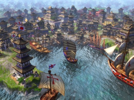 Age of Empires 3 patchs de dynasties asiatiques