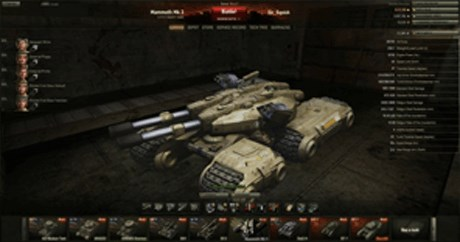 Capture d'�cran World of Tanks