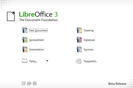 Captures d 39 cran screenshots et images de libreoffice - Telecharger libre office gratuitement ...