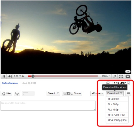 Capture d'�cran FastestTube pour Google Chrome