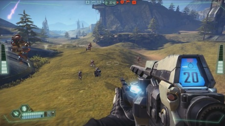 Capture d'écran Tribes : Ascend