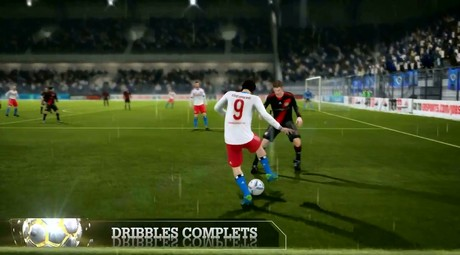 Capture d'écran FIFA 13 - Trailer