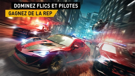 Capture d'écran Need for Speed No Limits pour iPhone / iPad