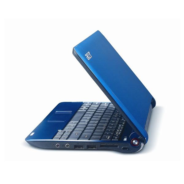 Acer Aspire One A110 - SSD 16 Go Windows XP