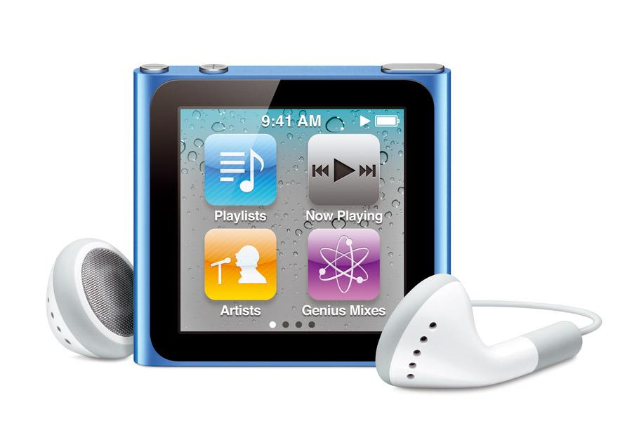Apple iPod nano 16 Go - 6G