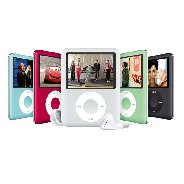 Apple iPod nano 4 Go - 3G