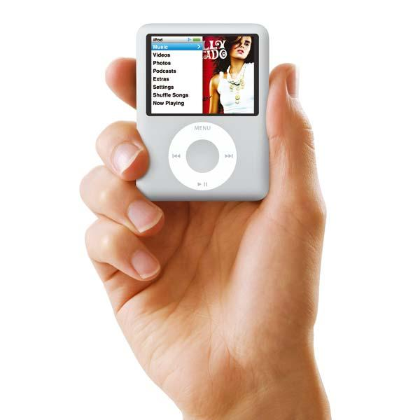Apple iPod nano 8 Go - 3G