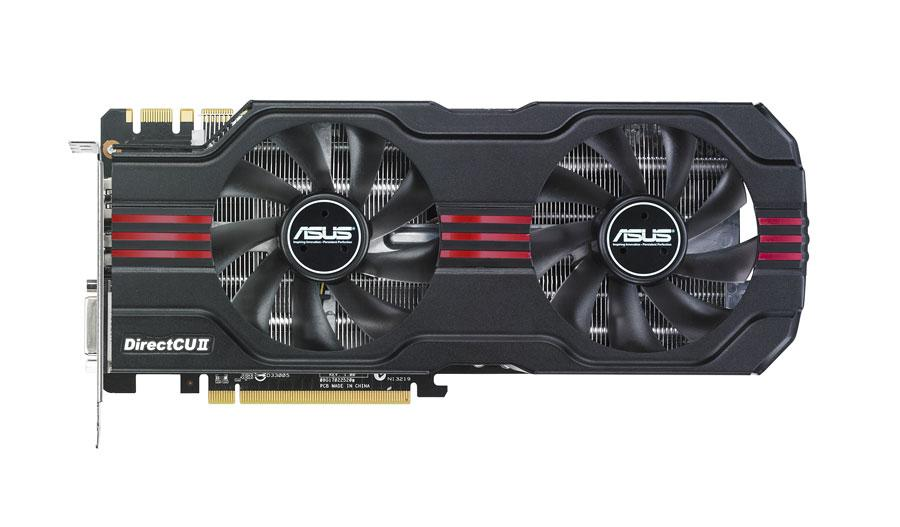 Asus ENGTX560Ti 448 Direct Cu II (DC2/2DIS/1280MD5)