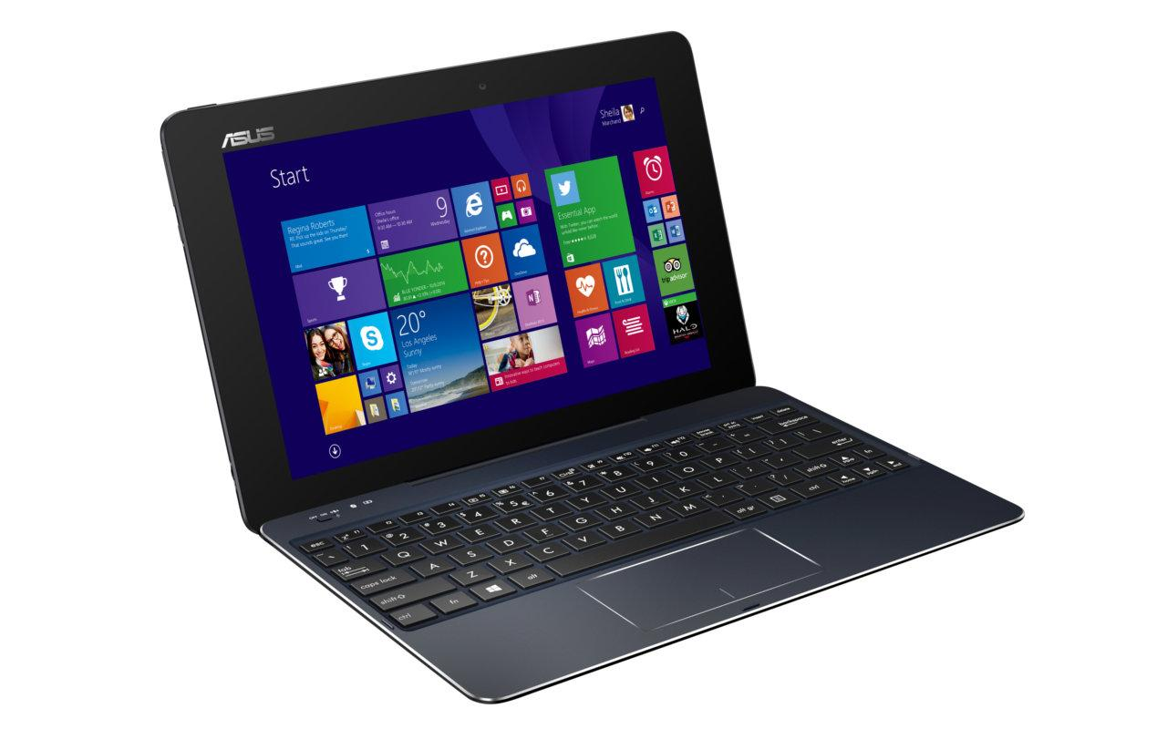 asus transformer book t100 chi t100chi fg001b test pc portable hybride asus transformer book