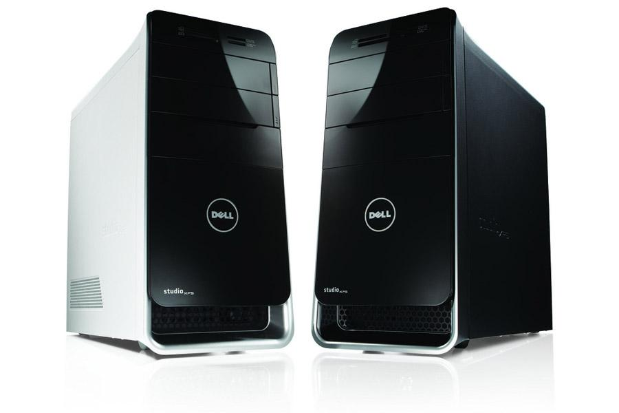 dell studio xps 8000 ordinateur de bureau prix comparer. Black Bedroom Furniture Sets. Home Design Ideas