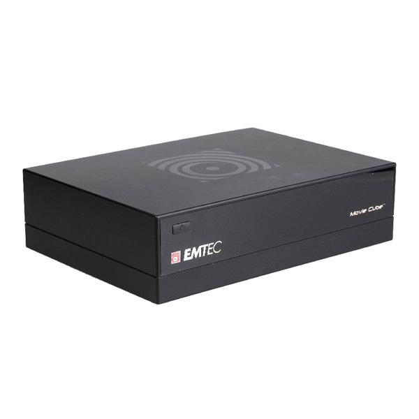 Emtec Movie Cube Q800 Wi-Fi - 250 Go