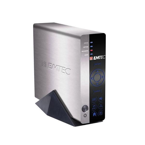 Emtec Movie Cube R700 Wi-Fi - 1000 Go