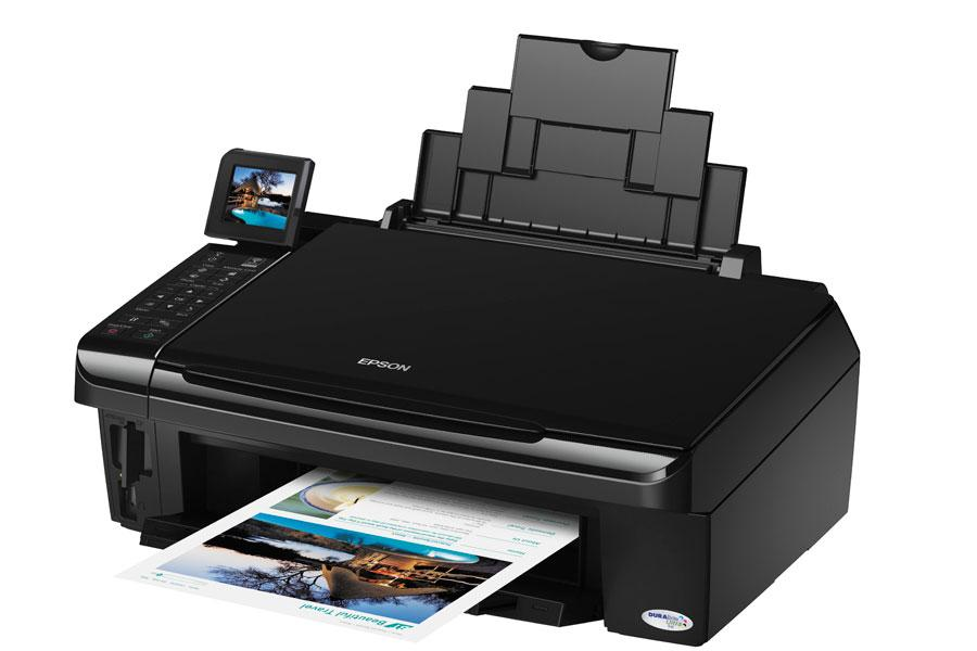comment demonter une imprimante epson sx510w