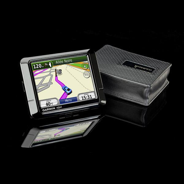 Garmin Nüvi 255T Edition Black