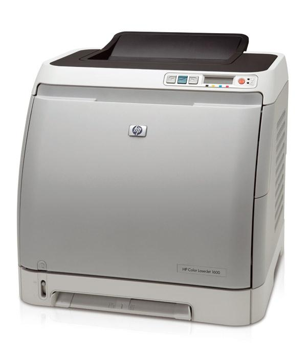 hp Laserjet Color 1600