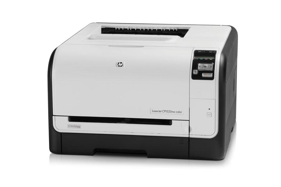 hp LaserJet Color CP1525nw