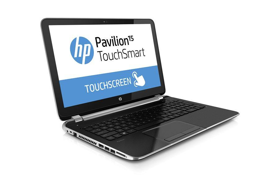 Hp pavilion touchsmart 15 n053sf malgr son cran peu for Ecran ordinateur solde