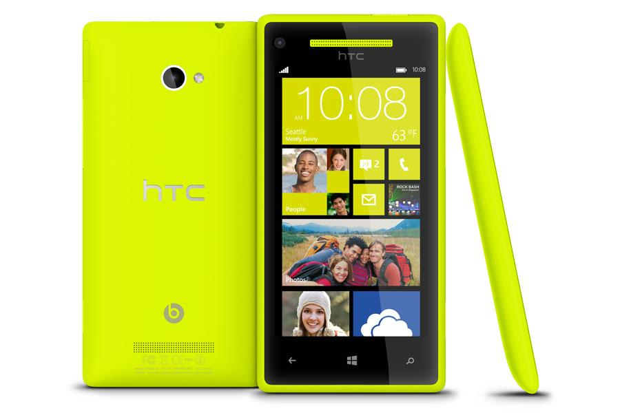 Fiche technique HTC Windows Phone 8X par HTC avec 01net.com