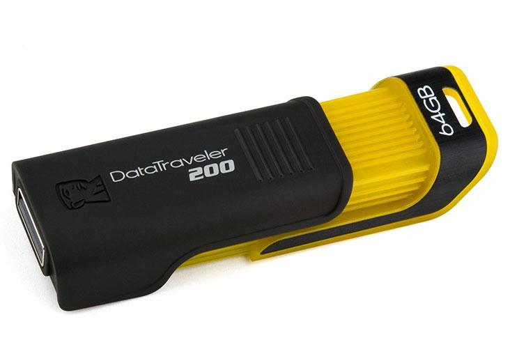 Kingston DataTraveler 200 - 128 Go