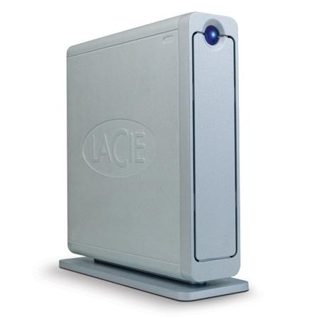Lacie Ethernet Disk mini - Home Edition - 500 Go