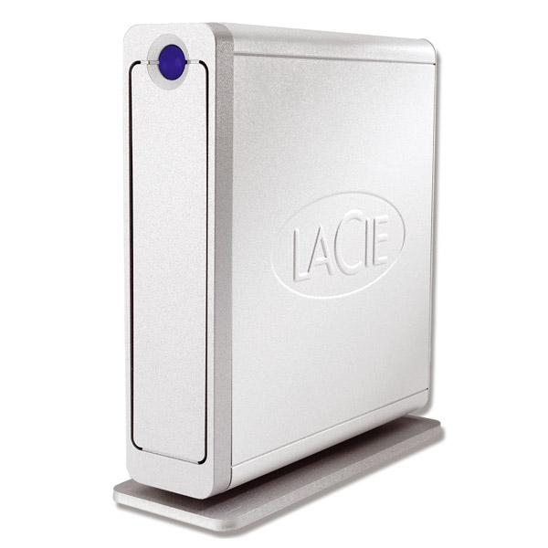 Lacie Ethernet Disk mini 250 Go
