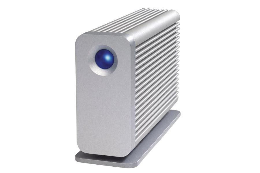 Lacie Little Big Disk Thunderbolt SSD 240 Go