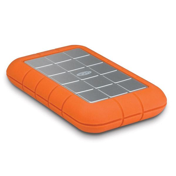 Lacie Rugged 200 Go Triple