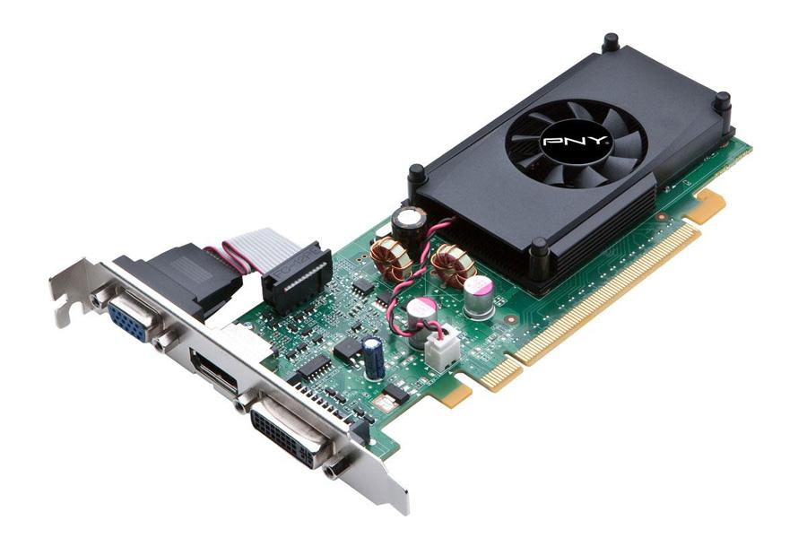 PNY GeForce GT 220 1 Go DDR2