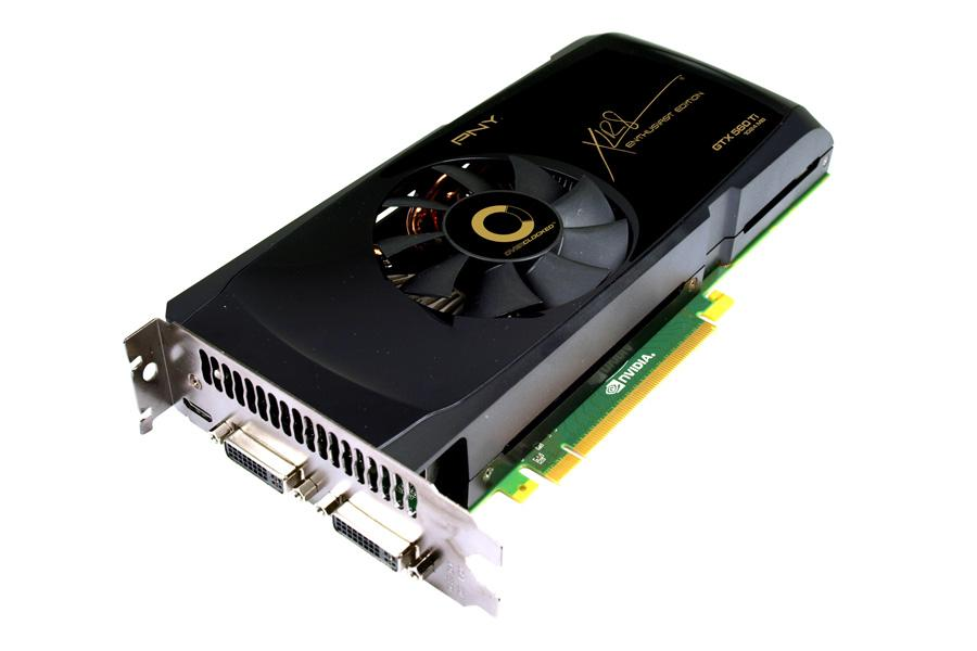 PNY GeForce GTX 560 Ti 1 GB XLR8 OC²