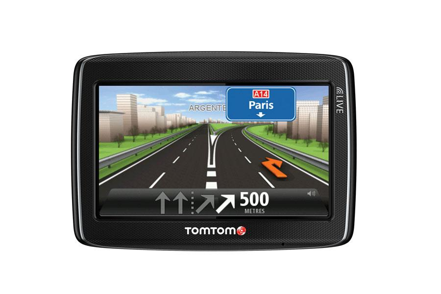 tomtom go live 820 le gps tomtom go live 820 test en avant premi re. Black Bedroom Furniture Sets. Home Design Ideas