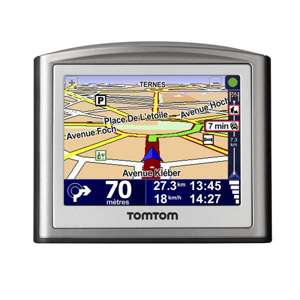 fiche technique tomtom one v3 europe avec. Black Bedroom Furniture Sets. Home Design Ideas