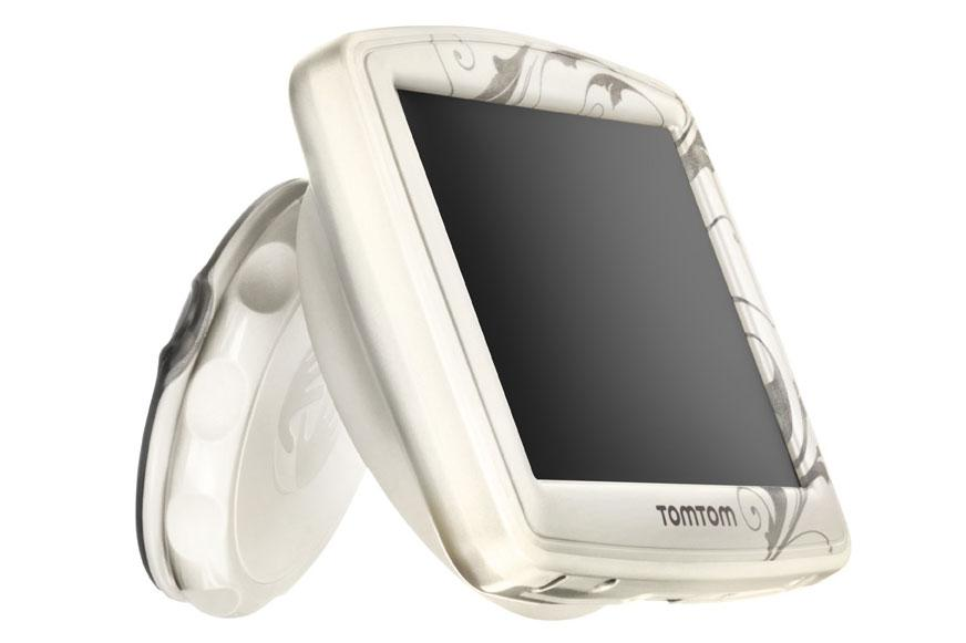 Tomtom White Pearl - Europe