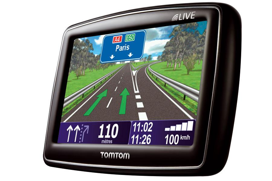 fiche technique tomtom xl live europe avec. Black Bedroom Furniture Sets. Home Design Ideas