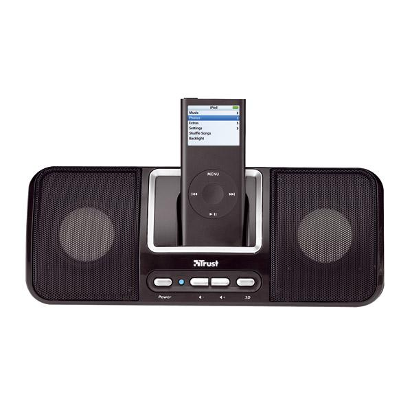Trust Portable Sound Station for iPod SP-2986Bi
