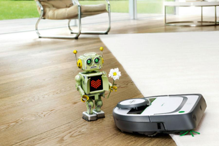 vorwerk kobold vr200 test vorwerk kobold vr200 un aspirateur robot aussi cher que redoutable. Black Bedroom Furniture Sets. Home Design Ideas
