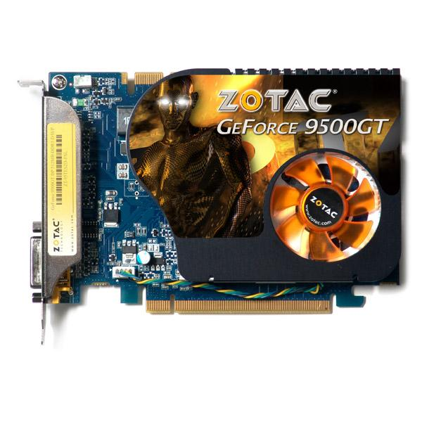 Zotac GeForce 9500 GT DP