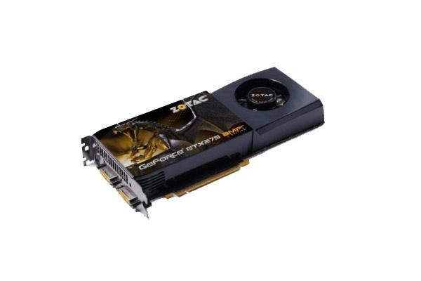 Zotac GeForce GTX 275 AMP! Edition