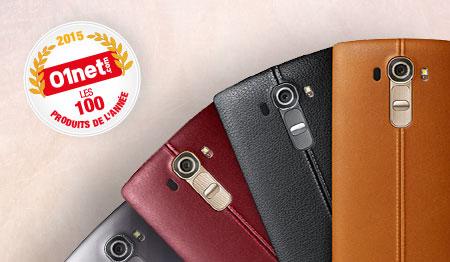 Tentez de gagner 10 smartphones LG G4
