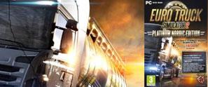 Acheter et Télécharger Euro Truck Simulator sur 01net Telecharger.com