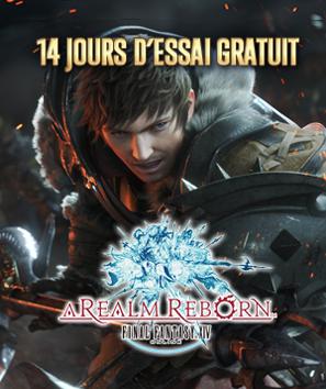 Jouez gratuitement à Final Fantasy XIV : A Realm Reborn